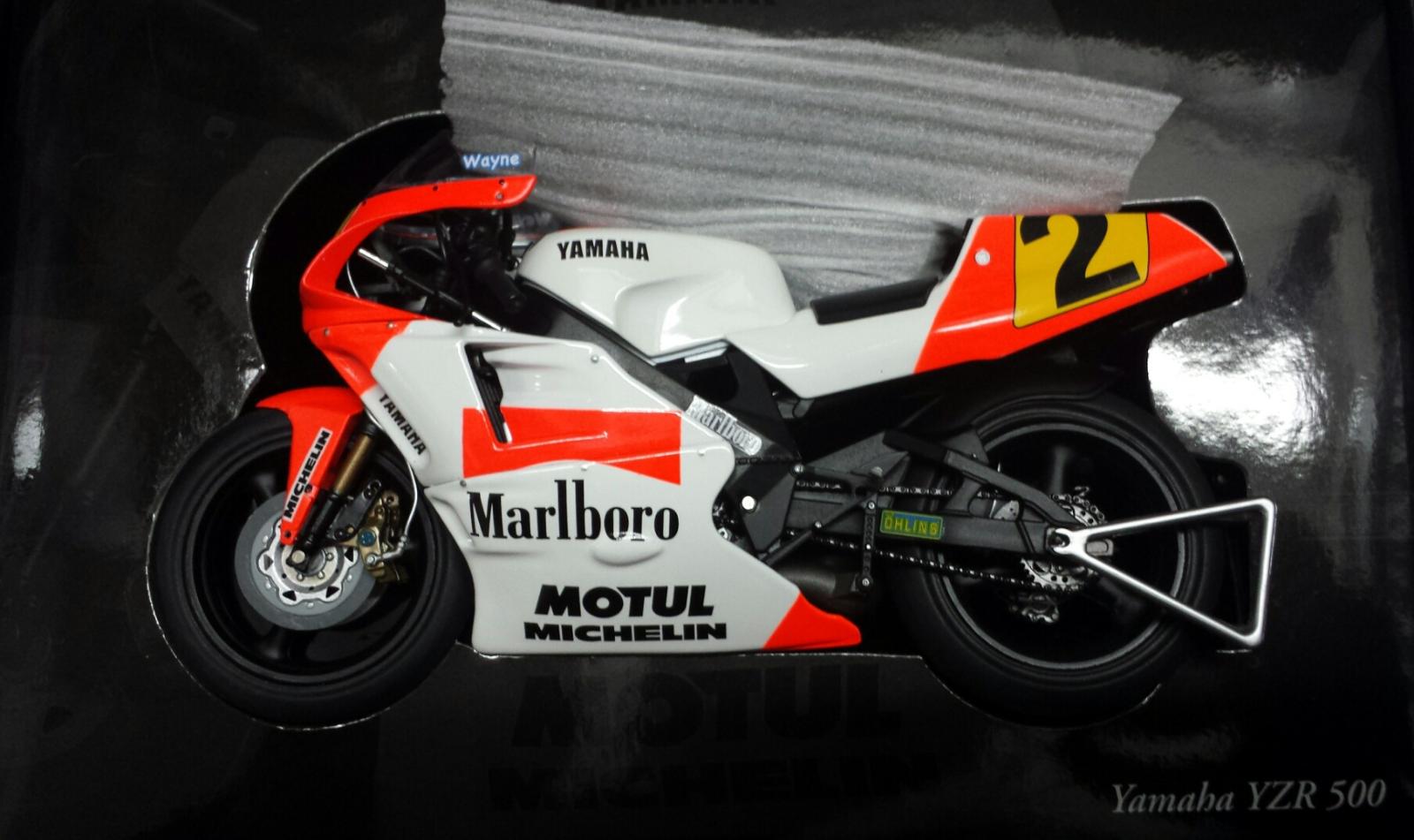 Wayne Rainey - Team Marlboro Roberts - YZR500 - 1990
