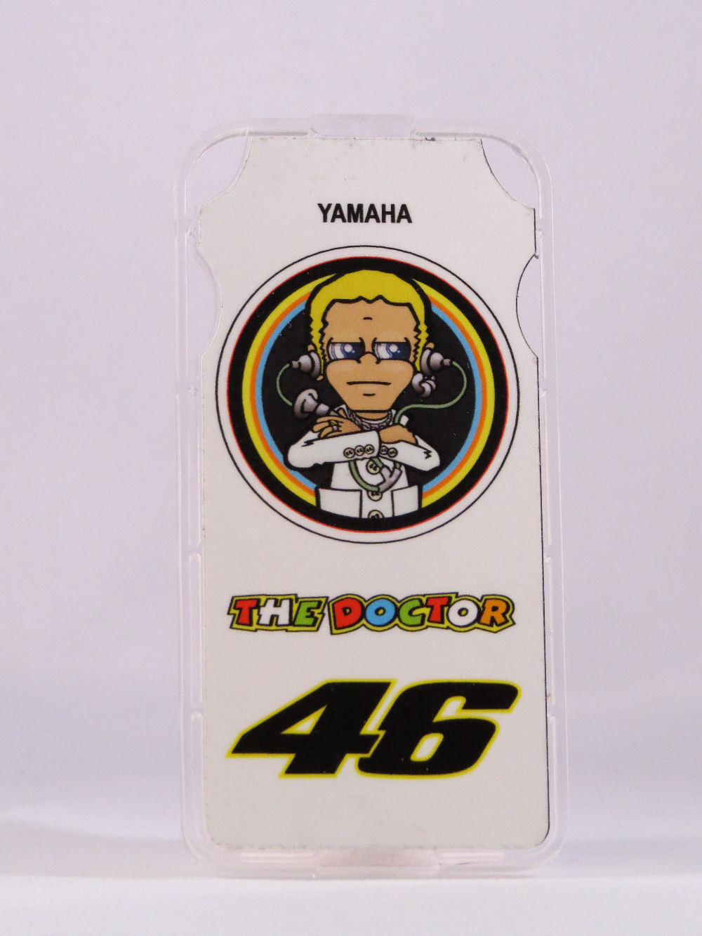 MINICHAMPS V.ROSSI PITBOARDS MOTOGP BOX YAMAHA SCALA 1/12 NEW