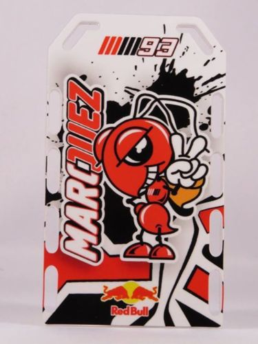 MINICHAMPS MARC MARQUEZ PITBOARDS BOX VERSIONE 1 MOTOGP SCALA 1/12 NEW