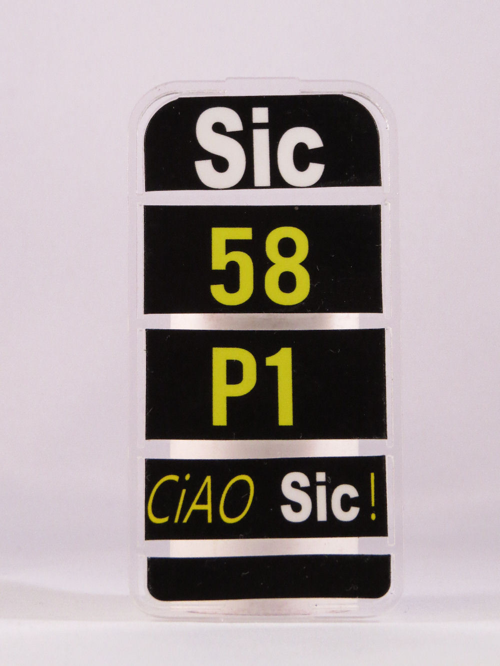 MINICHAMPS MARCO SIMONCELLI PITBOARDS MOTOGP SCALA 1/12 CIAO SIC NEW