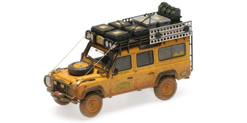 almost-real-1-43-modellino-auto-fuoristrada-land-rover-defender-110-camel-trophy-malesia-1993-dirty-version-diecast-5