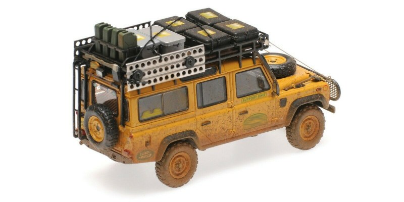almost-real-1-43-modellino-auto-fuoristrada-land-rover-defender-110-camel-trophy-malesia-1993-dirty-version-diecast-6