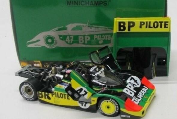 24h Le Mans 1983 BP 1:18 Minichamps Porsche 956L #47