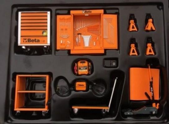 Accessories true scale miniatures 1 18 tsm accessories - Garage mobile per auto ...