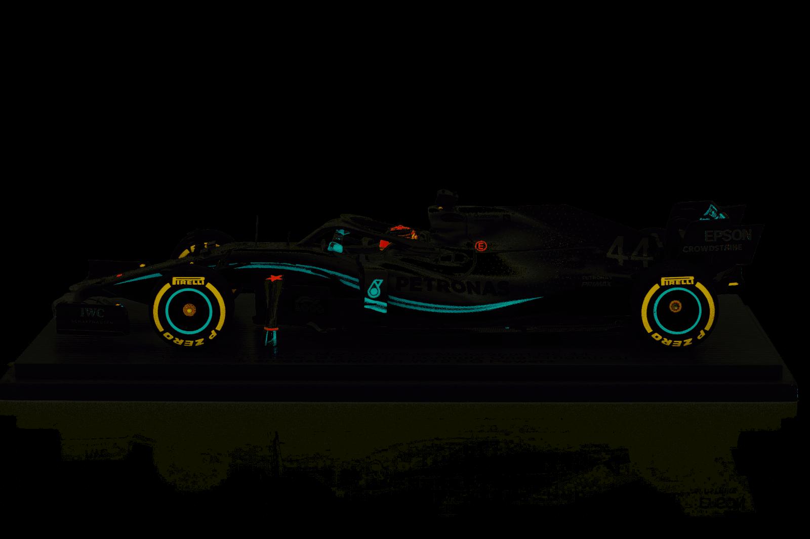 SPARK 1//5 MODELLINO MINIATURA CASCO F1 BOTTAS AUTO MERCEDES AMG 2019 MODELLISMO